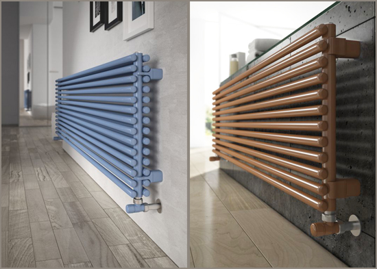 cascade single and double radiators
