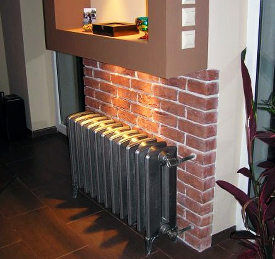 cast iron radiator adagio