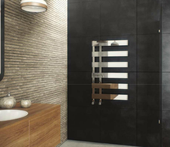chrome towel radiator zizzi