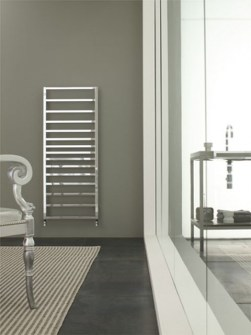 chrome radiators, chrome towel radiators, bathroom radiators