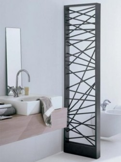room divider radiators, wall dividers, partition radiators