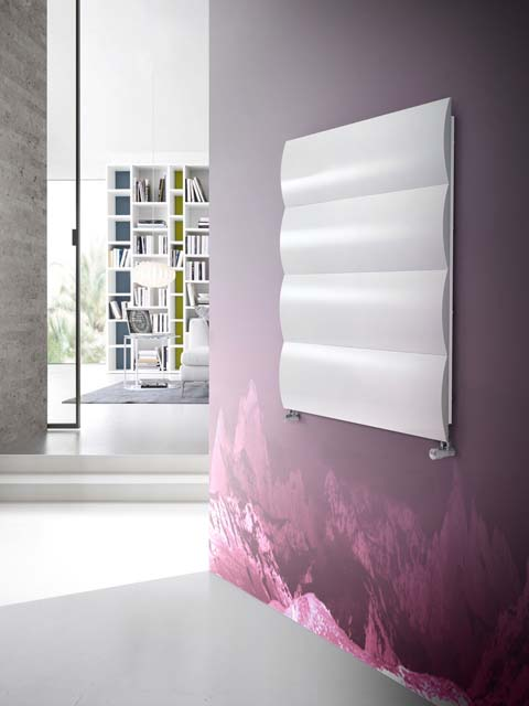 aluminium radiators, designer aluminium radiators, decorative radiator