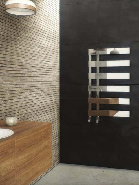 CHROME HEATED TOWEL RAILS: Zizzi Towel Radiator | SENIA UK