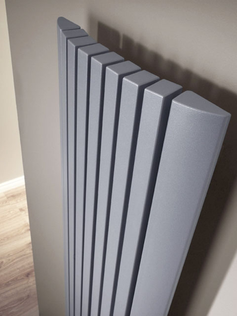 Designer Vertical Radiators Living Room