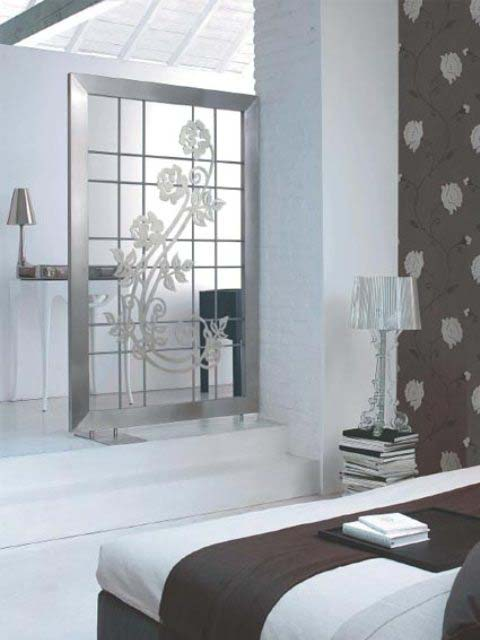 designer radiators, room divider, stainless steel radiators