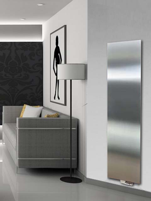 decorative radiators, stainless steel radiators, panel radiators