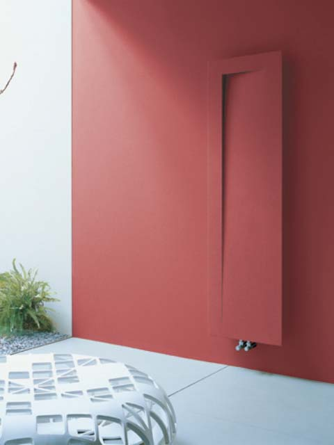 PAINTABLE RADIATORS: Incognito Paint Radiator | Radiators SENIA