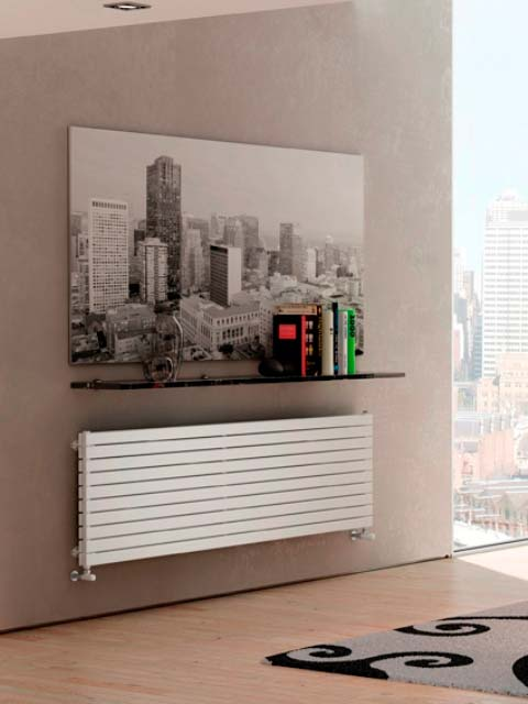 heating radiators, long radiators, high output radiators, white radiators, central heating radiators