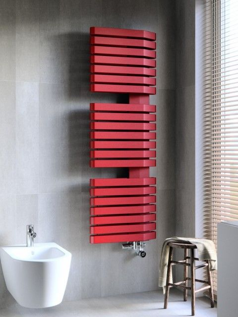 elelectric  towel rails, electric towel radiators, anthracite towel radiators,