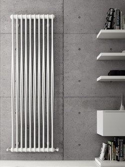 designer radiators, heating radiators, modern radiators, coloured radiator