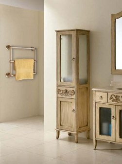 traditional heated towel rails, copper bathroom radiators, gold radiators, brass radiators