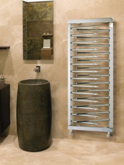 folding towel radiators, chrome towel radiator, silver radiators