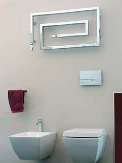chrome-towel-rail-radiator-snail