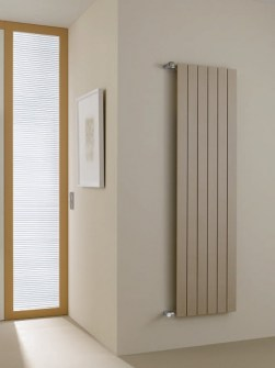 low temperature vertical radiators, low temparature radiators, beige radiators