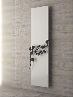 designer radiators, decorative radiators, contemporary radiators,