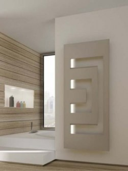 contemporary radiators, designer radiator, radiators with led