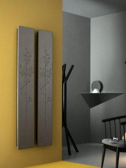 feature radiators, livingroom radiators, eco friendly radiators