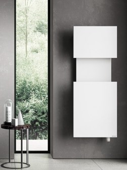 flat designer radiators, unique radiators, stylish radiators,