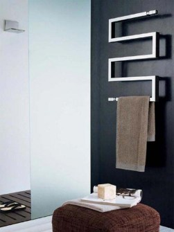 stainless steel radiator, towel warmers, snake designer radiator