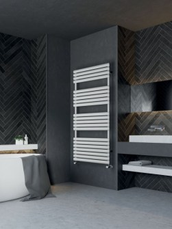 dual fuel radiators, dual fuel towel radiator, towel rails, bathroom radiators,