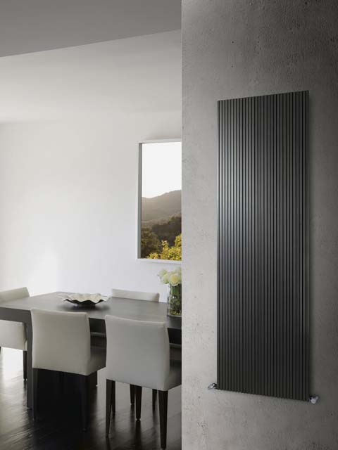 alu radiators, aluminium radiators, grey radiators
