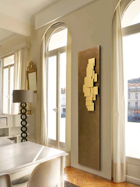 Modern Radiators Sculptural Stone Radiator Radiators Senia Uk