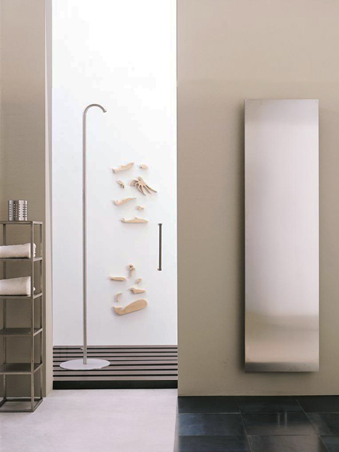 designer radiators, stainless steel radiators, decorative radiators