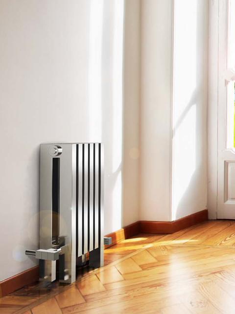 Living room radiators minerva radiator for Designer radiators for living rooms