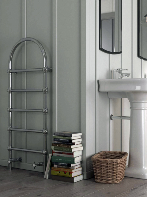 traditional towel radiators, traditional chrome radiators, chrome radiators